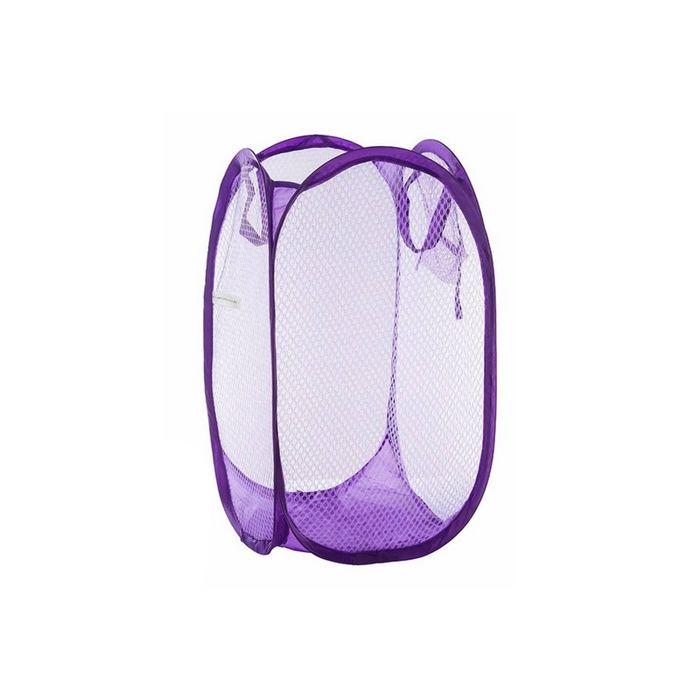 Mesh Washing Laundry Basket Hamper Bag