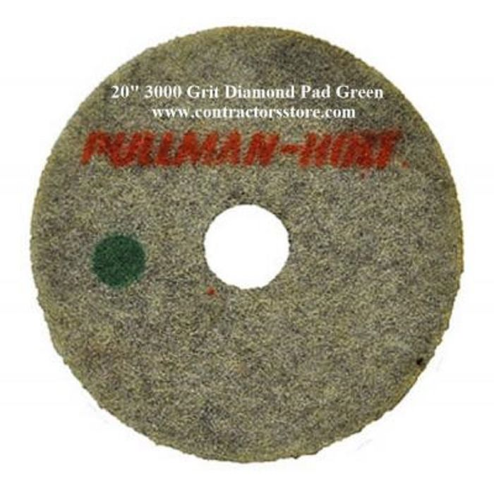 20 Diamond Set 1500 3000 Grit Dry Polishing Pad Concrete Terrazzo Floors On Ebid United States 164775804