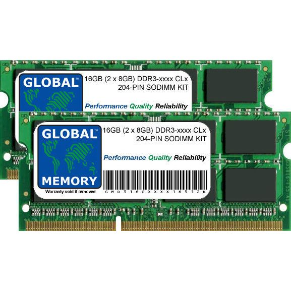 4GB Memory Module PC3-12800 SODIMM For HP Pavilion Notebook 15-n203sa