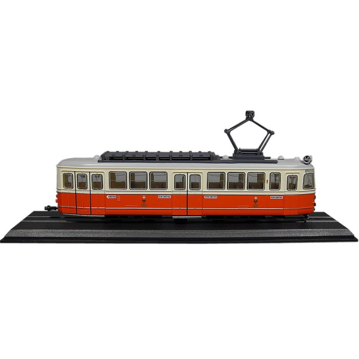 1957 - 023 Atlas scale 1//87 Tram C1 141 Simmering-Graz-Pauker