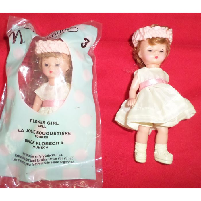 McDonalds Madame Alexander Flower Girl Doll #3