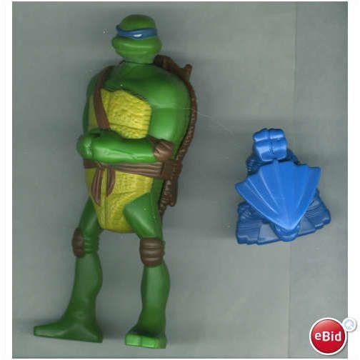 2007 Mcdonalds Teenage Mutant Ninja Turtles Leonardo Pop Out