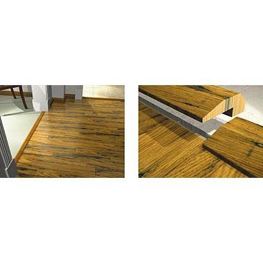 End Molding Carpet Reducer Solid Wood