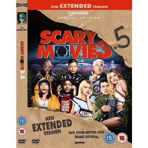 Scary Movie 3 5 Dvd Comedy Horror 8717418056292 On Ebid New Zealand 148196412