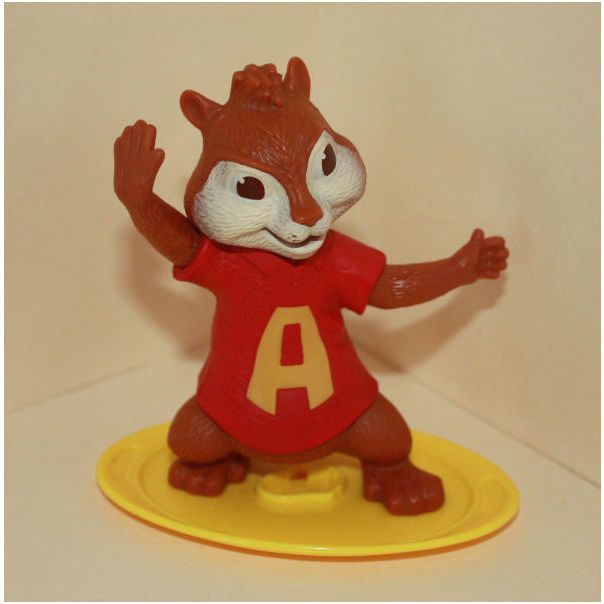2011 Mcdonalds Alvin The Chipmunks Chipwrecked Alvin With Boogieboard On Ebid United States 95215448