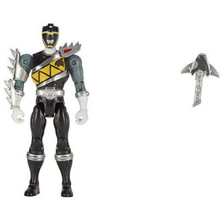 Black Power Rangers Dino Super Charge Action Figure 5