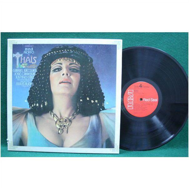 Képtalálatok a következőre: Anna Moffo Thais cd