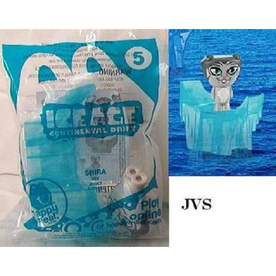 2012 Mcdonald S Ice Age Continental Drift 5 Shira Happy Meal Toy New On Ebid United States 139618106