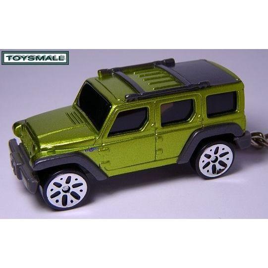 Top Jeep Rescue Green Jeep