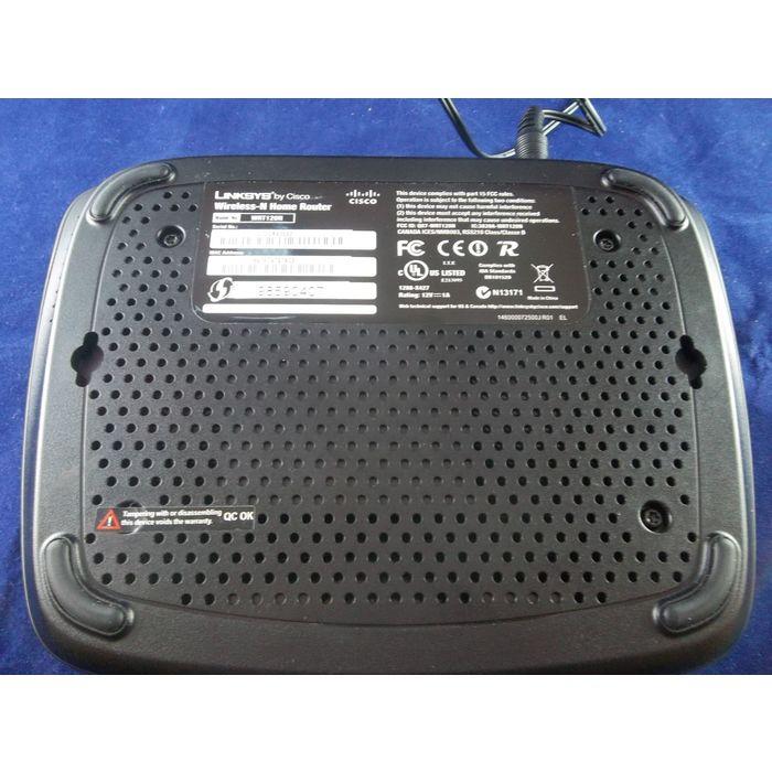 Cisco Linksys WRT120N Wireless N Home
