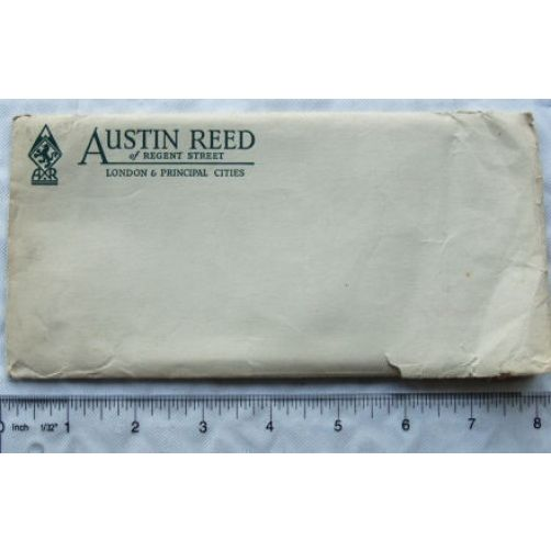 Vintage Envelope Austin Reed Of Regent Street On Ebid Ireland 187781158