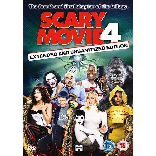 Scary Movie 4 Dvd Comedy Horror New 8717418094683 On Ebid United Kingdom 148196799