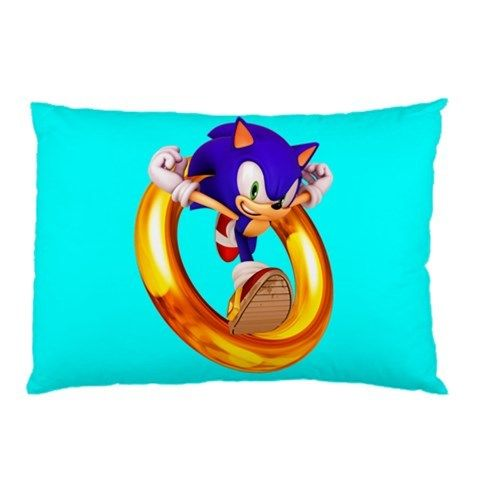 Sonic The Hedgehog Pillow Case