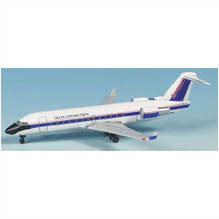 Herpa Wings 1:500 asa Delta Connection Canadair jet crj200 510608