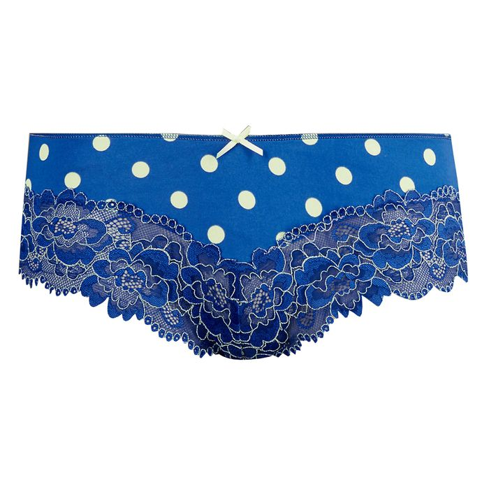MARKS /& SPENCER// M /& S BEAUFTIFUL COLOURFUL FLORAL LACE BRAZILIAN KNICKERS//PANTS