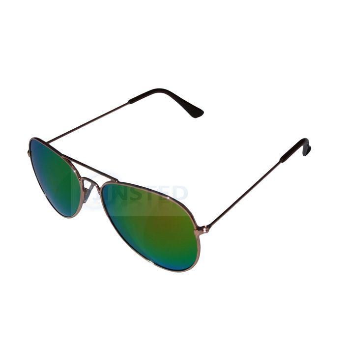 Childrens Black Frame Sunglasses Kids Childs Shades Brown Gradient Lens KR013