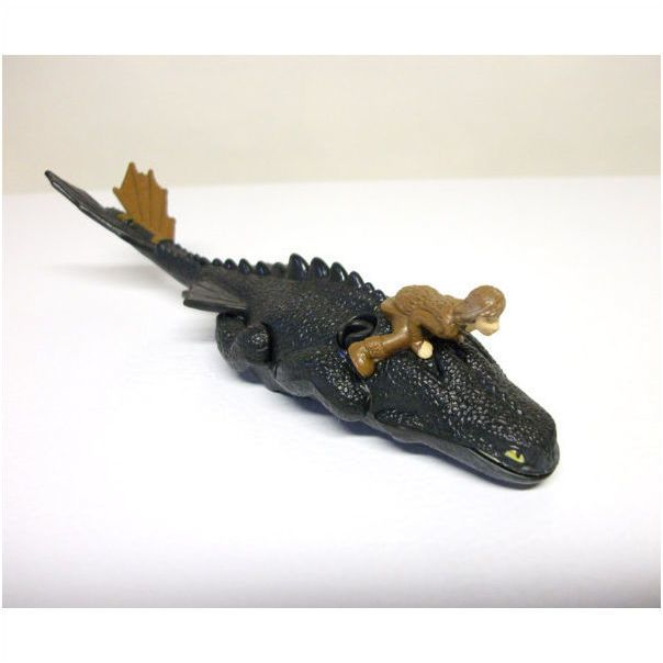 How To Train Your Dragon Toothless Hiccup Mcdonalds Happy Meal Toy 2010 On Ebid United States 131633983