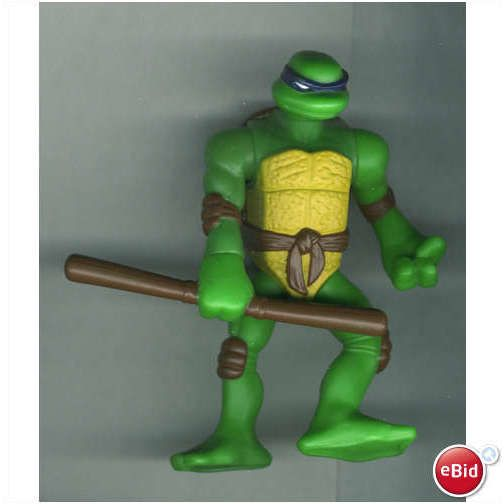 2007 Mcdonalds Teenage Mutant Ninja Turtles Donatello Action