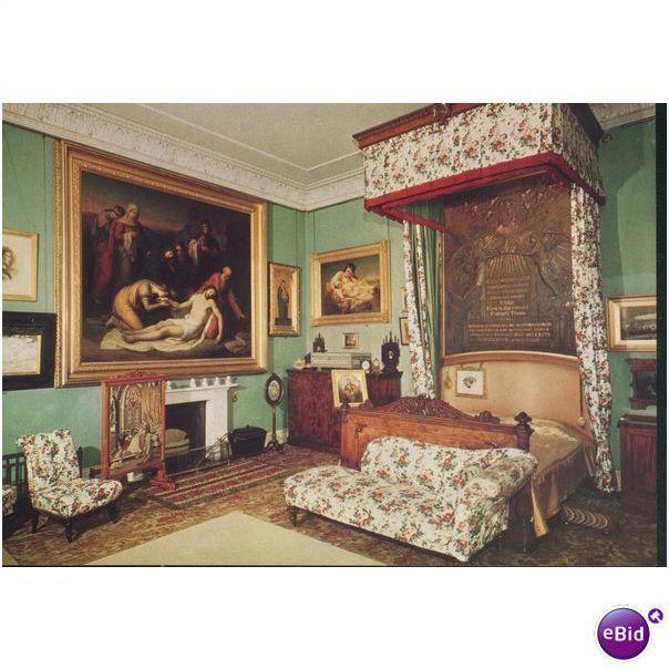 Iow Pc Osborne House Queen Victoria, Queen Victoria Bed