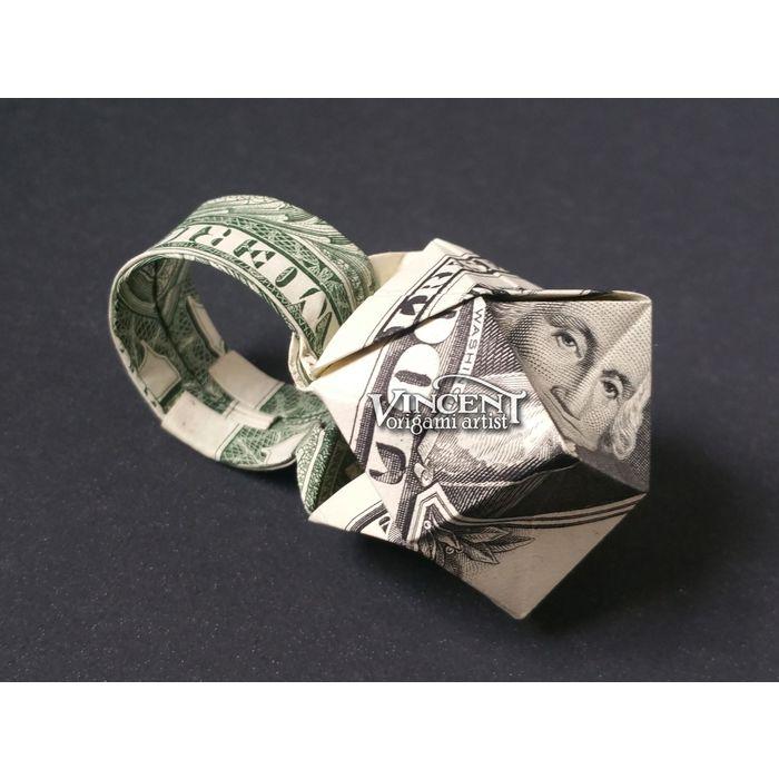 Dollar Insignia Ring | 700x700