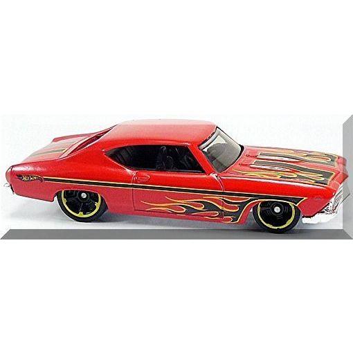 Hot Wheels HW Showroom 69 Chevelle SS 396