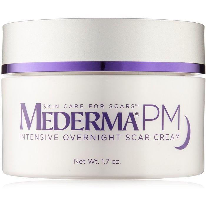 Mederma Pm Intensive Overnight Scar Cream 1 7 Oz 302591302175 On