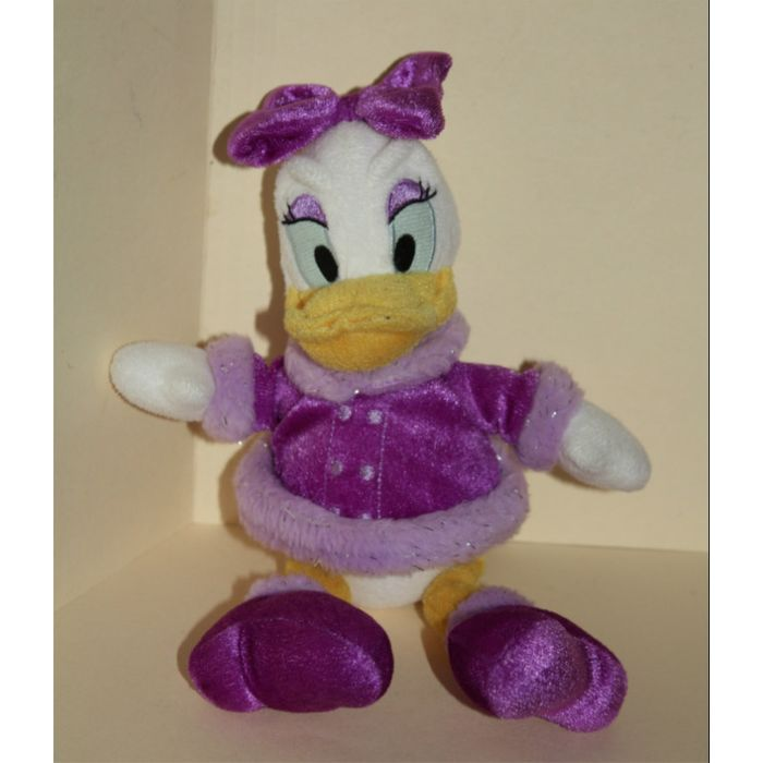 Groovy Disney Store Holiday Daisy Duck Bean Bag Plush 421848900121 On Ebid United States 133983954 Squirreltailoven Fun Painted Chair Ideas Images Squirreltailovenorg