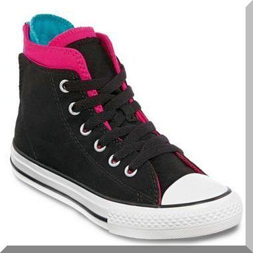 Star 2-Fold Girls Sneaker (Size