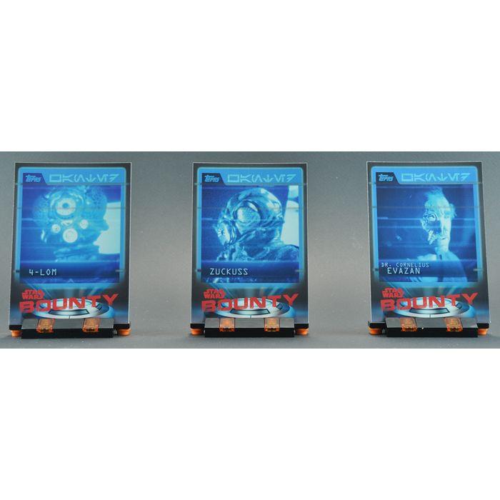 Topps Star Wars Digital Card Trader Bounty Mon Mothma Insert Award