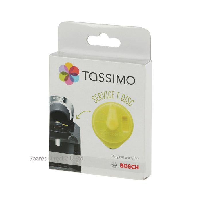 descaling tablets Bosch Tassimo