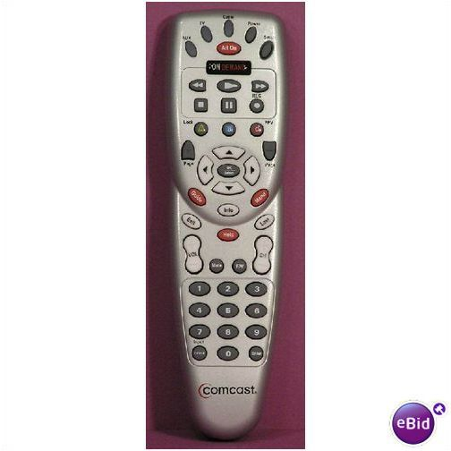 Comcast High Definition Universal Remote Control New On Ebid United States 49987269