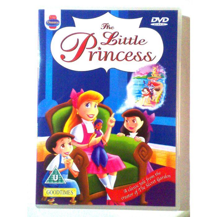 The Little Princess Goodtimes Classics Dvd On Ebid United Kingdom 144953123