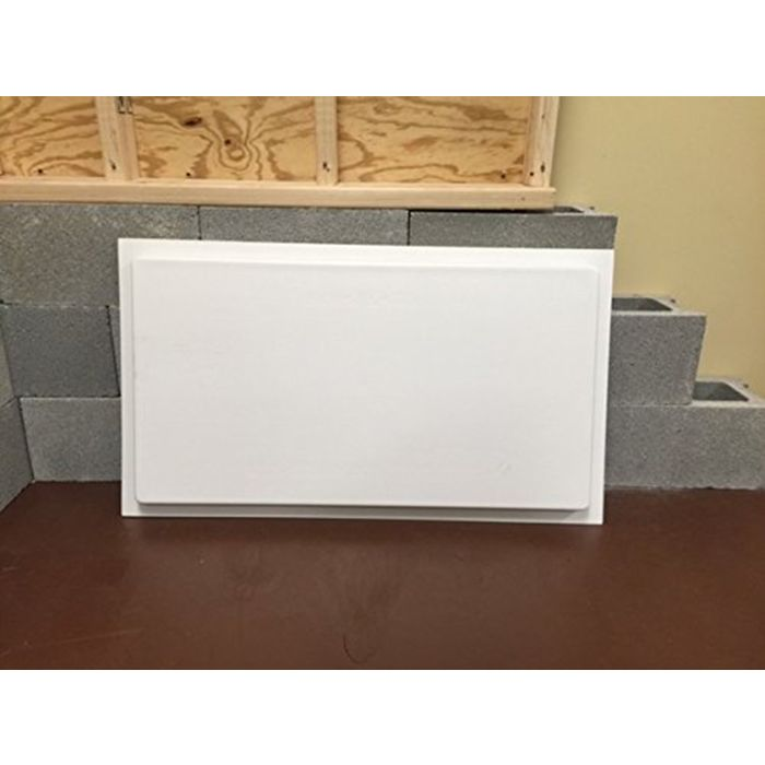 "20/""x32/"" Crawl Space Access Door without Louvers"