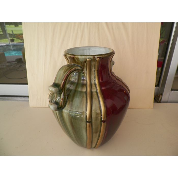 home goods decorative vases.htm 10 3 4   dual handle decorative vase on ebid united states 152449655  10 3 4   dual handle decorative vase on