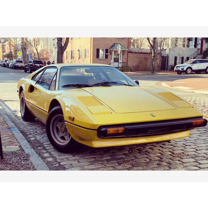 1979 Ferrari 308 Gtbfor Sale In Washington Dc 20009 On Ebid United States 177704618