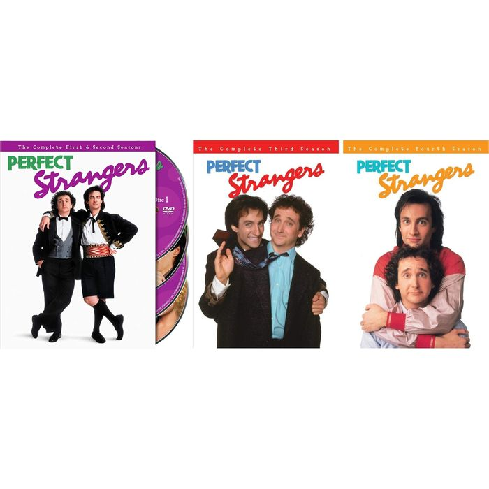 Perfect Strangers The Complete Seasons 1 2 3 4 Usa Retail 10 Dvd Set On Ebid United States 172445415