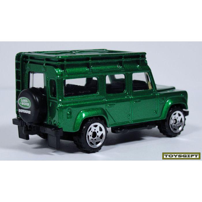 Very Rare Matchbox Green Land Rover Defender 110 Uk British England Suv Legend On Ebid United States 138262459