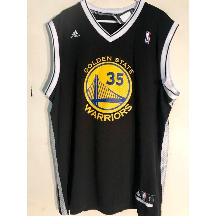 Adidas NBA Jersey Golden State Warriors Kevin Durant Black Alt sz XL on eBid Ireland   199448925