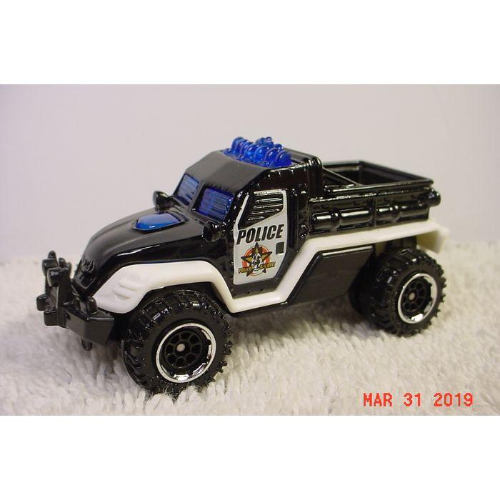 Police loose 1//64 Matchbox Lot of 2 Road Raider