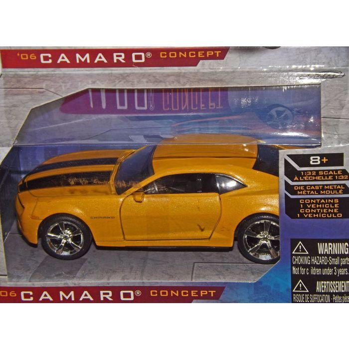 Camaro Bumblebee Toy Car