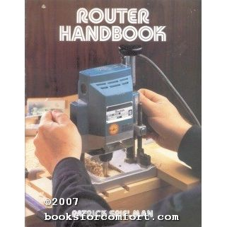 Router Handbook 9780806977768 On Ebid United States 154863842