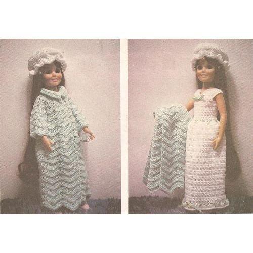 Doll Clothes Pattern, Crochet Pattern, Bunny Doll, PDF pattern ... | 500x500