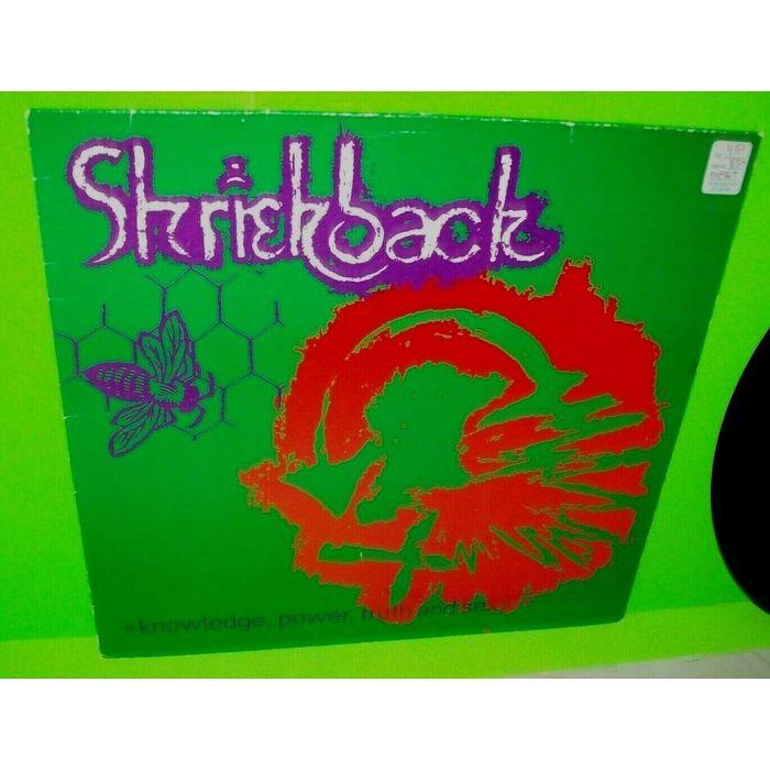 Shriekback Knowledge Power Truth And Sex Vinyl 12 EP