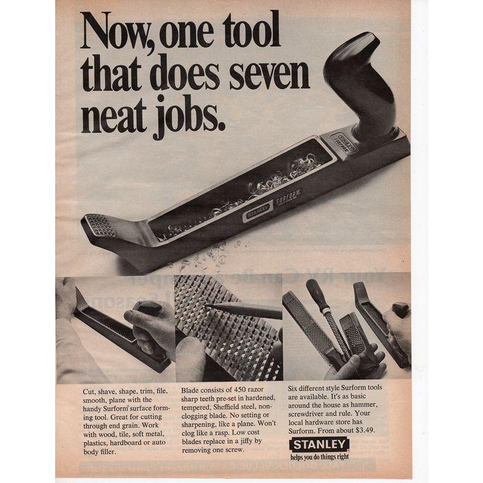 dating vintage Stanley verktøy