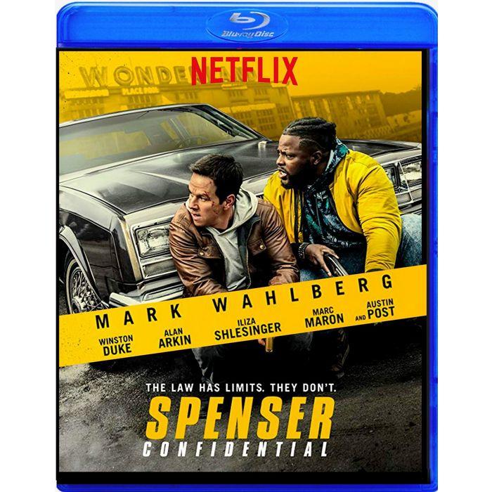 Spenser Confidential 2020 Blu Ray Mark Wahlberg 632726091101 On Ebid United States 190402794