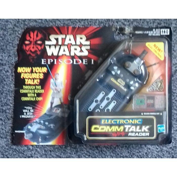 Star Wars Comm Talk Reader …