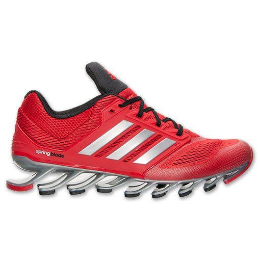 adidas Men's Springblade Drive Running Shoe, Red, Sz 12 on eBid ...
