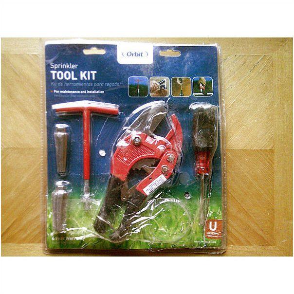 Orbit Sprinkler Tool Set 26098