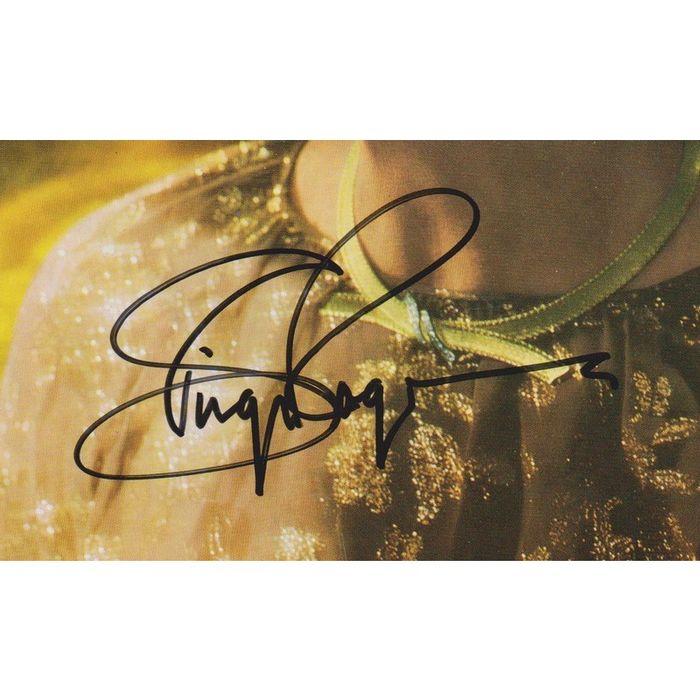 Ginger Rogers Autograph Original Hand Signed Magazine Photo On Ebid United States 132612260