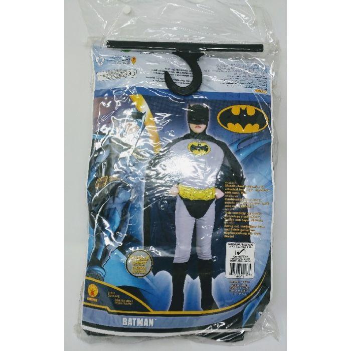 5-7 YEARS OLD BATMAN JUSTICE LEAGUE DC COMICS COSTUME CHILD MEDIUM 8-10